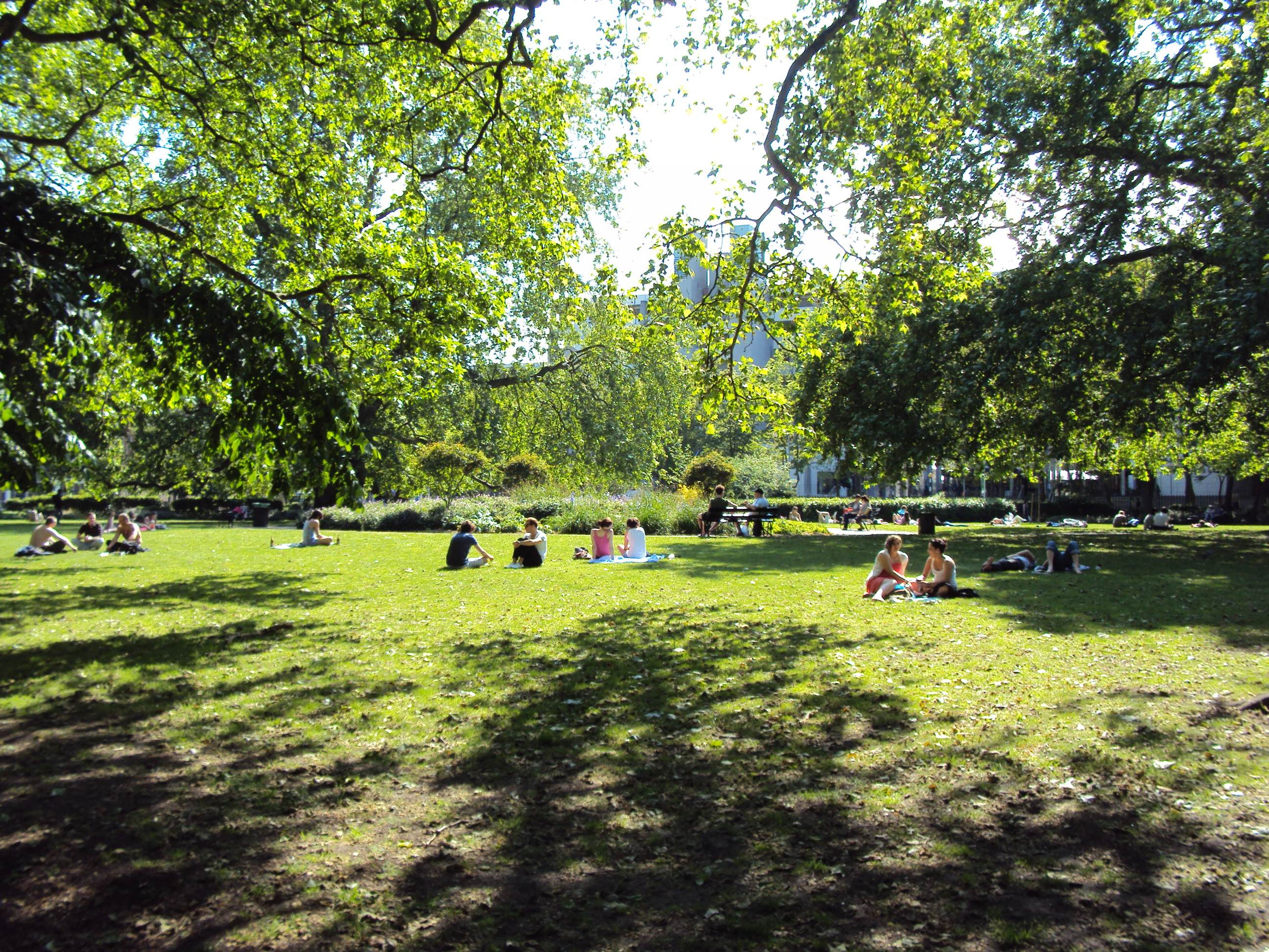 Image result for brunswick square gardens london