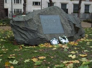Conscientious objectors memorial