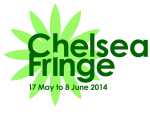 Chelsea Fringe 2014 logo