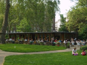 Russell Sq cafe