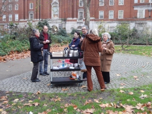 Friends of Tavistock Square