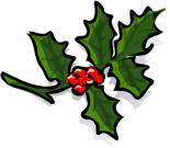 holly graphic